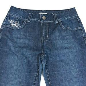 ⬇️$20 Fashion Bug bootcut jeans womens size 8